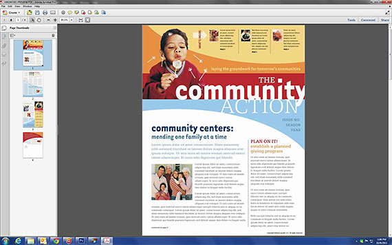 Cropped 8.5x11 Single Pages in Adobe Acrobat