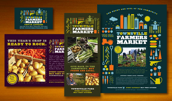 Grow your Local Farmers Market with Eye-Catching Marketing ...