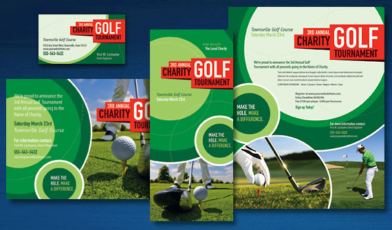 Drive Your Charity Golf Tournament Marketing With Professional