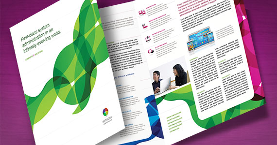 How To Create An 11 X 25 5 Large Format Tri Fold Brochure