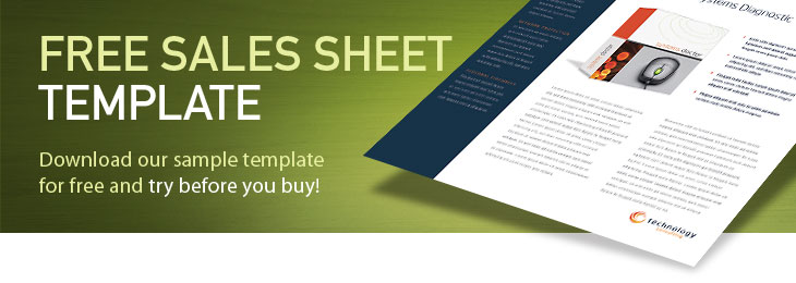 Doc700434 Sample Sales Sheet Free Sales Sheet Templates 95 – Sales Sheets Templates