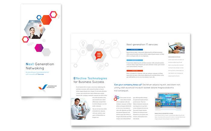 Free Tri Fold Brochure Templates Download Printable Designs