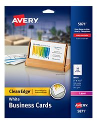 Using stocklayouts templates with avery papers stocklayouts blog business cards 10 up 5871 fbccfo Gallery