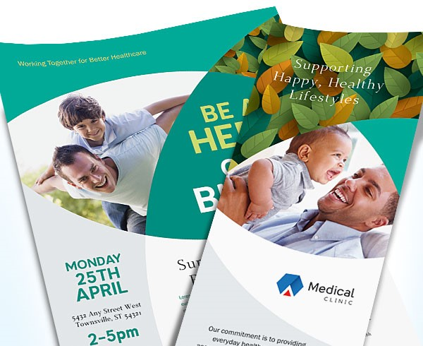 Marketing Materials and Patient Literature for a Doctor's Office