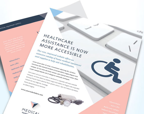 Home Medical Equipment Suppliers - Marketing Materials