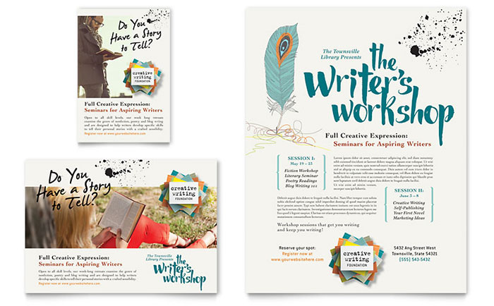 Use InDesign Templates to Quickly Create Design Projects