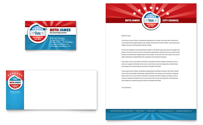 Use indesign templates to quickly create design projects indesign template political business card idea cheaphphosting