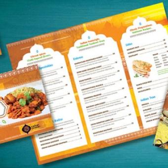 Tasteful Sushi Restaurant Menu Designs   StockLayouts Blog