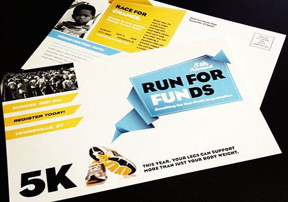 Nonprofit Charity Fun Run Marketing Ideas