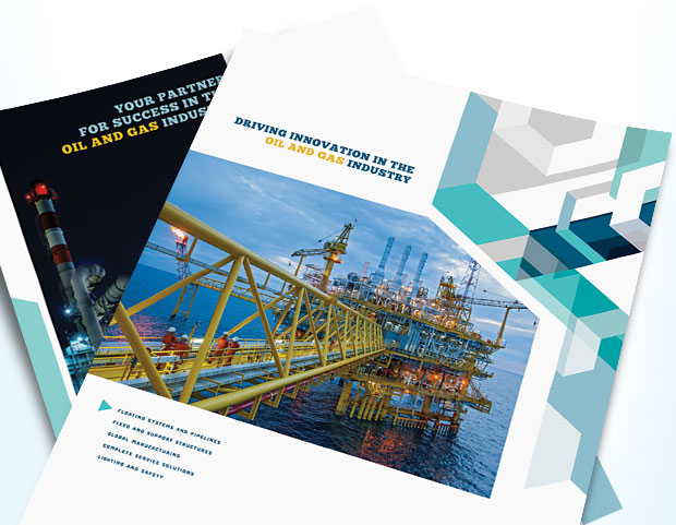 Oil & Gas Industry - Business Marketing Materials
