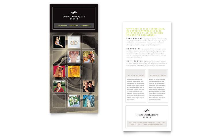 Photography Studio DL Flyer Design