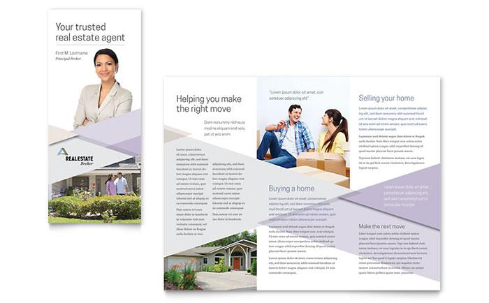 Realtor Marketing Brochure