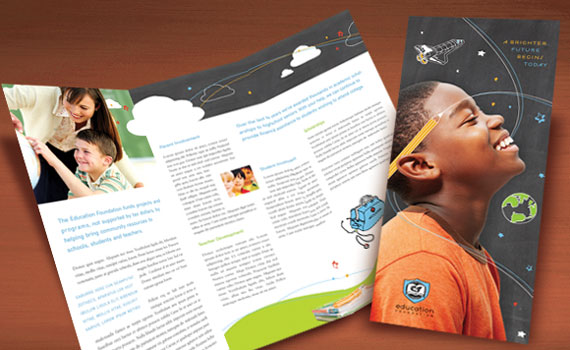 What Are The Dimensions Of A Tri Fold Brochure? | Stocklayouts Blog