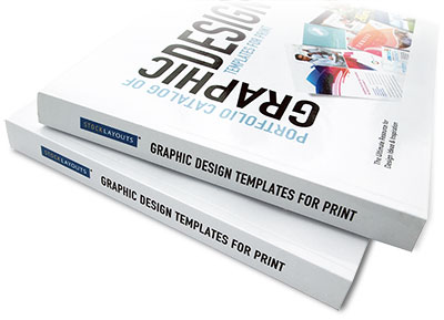 StockLayouts Printed Catalog of Graphic Designs