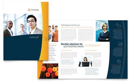 Free Sample Brochure Design
