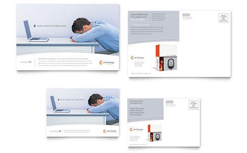 Free Sample Postcard Design