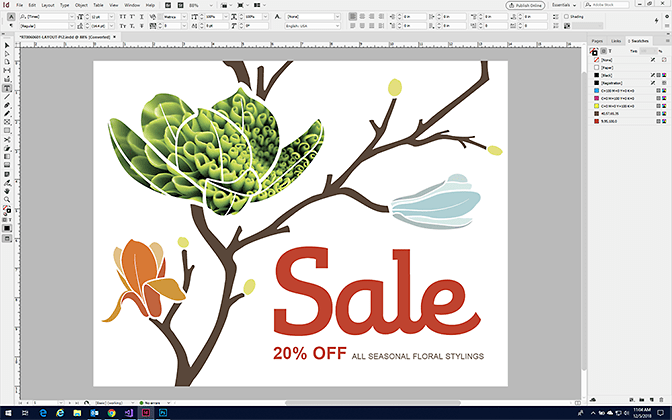 make a poster design your own posters