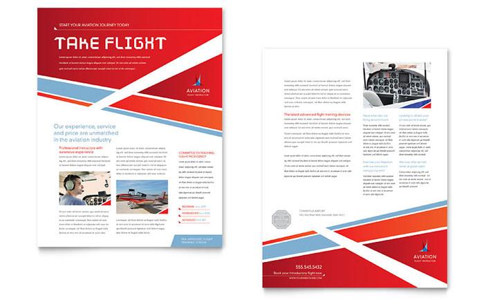 Datasheet Example - Aviation Flight Instructor