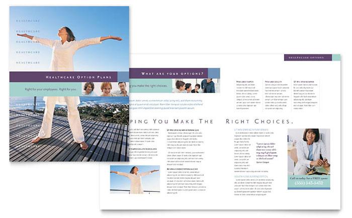 Bold Brochure Design