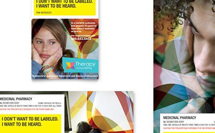 Grabs Full Pixels » Adolescent Counseling Flyer   Ad Template Design