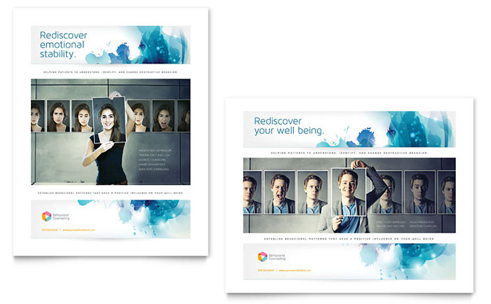 Poster Sample - Behavioral Counseling