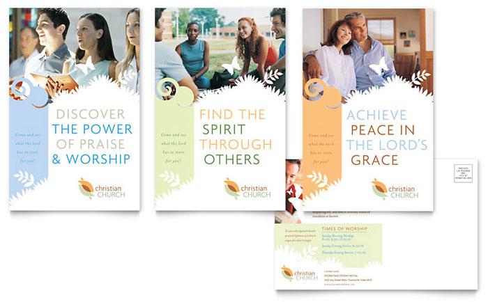 Flyers Example - Christian Church