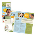 Child Development Center Brochure Design
