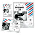 Barbershop Flyer & Ad Design