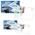Window Cleaning & Pressure Washing Postcard Design