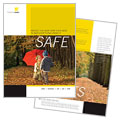 Insurance Agent Brochure Design