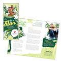 Child Advocates Tri-fold Brochure Design