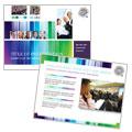 Business Leadership Conference Presentation Design