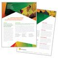 Public Relations Datasheet Design
