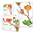 Flower Shop Flyer & Ad Designs