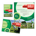Golf Tournament Flyer & Ad Design