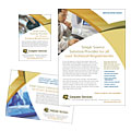 Computer Services & Consulting Flyer & Ad Designs