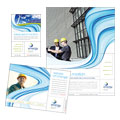 Renewable Energy Consulting Flyer & Ad Design
