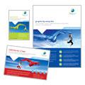 Green Living Consultant Flyer & Ads Design