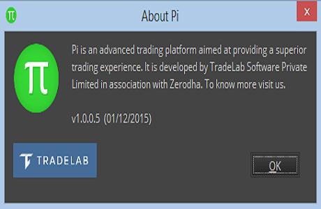 Zerodha Pi