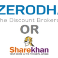 Zerodha Vs Sharekhan