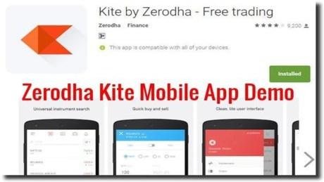 zerodha kite download