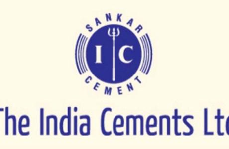India Cements Logo 1