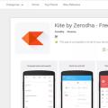 Zerodha Kite FAQ