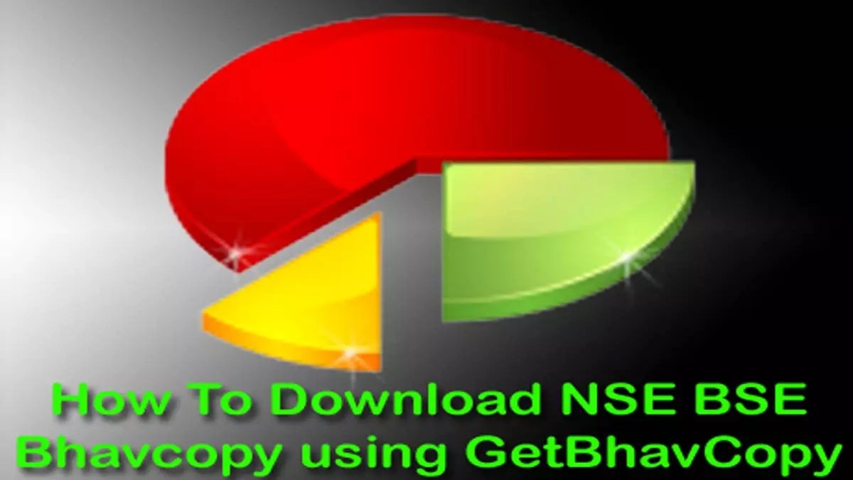 Nifty Future Historical Data And NSE BSE Bhavcopy For Amibroker