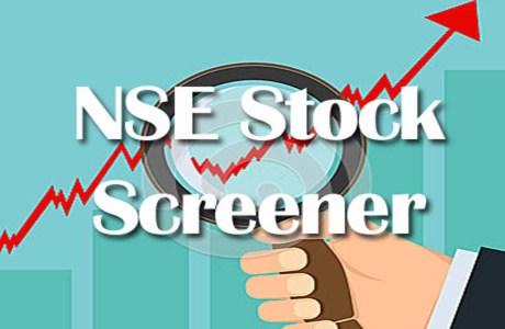 Free NSE Stock Screener