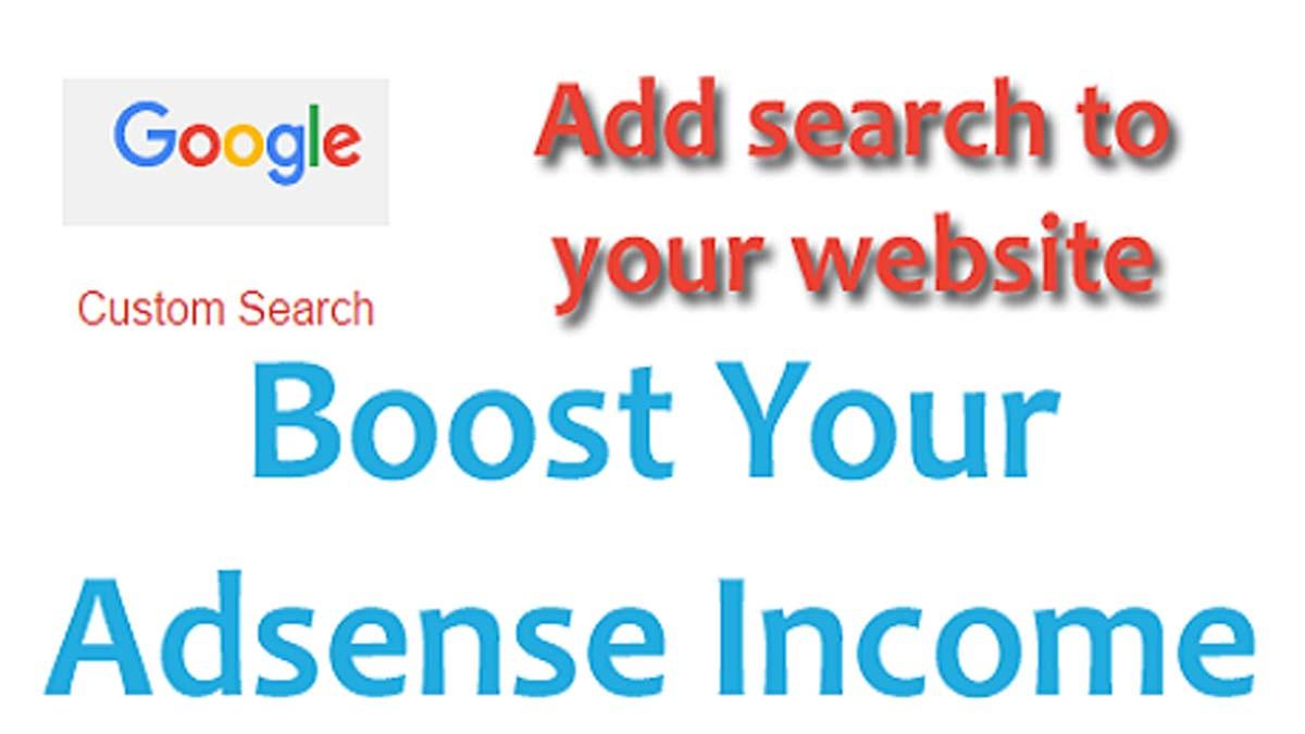 Add Extra Adsense Cash With Google Custom Search Engine