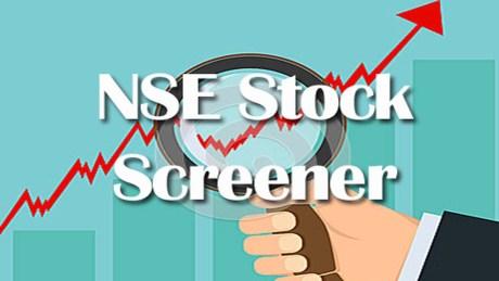 NSE Stock Screener | StockManiacs