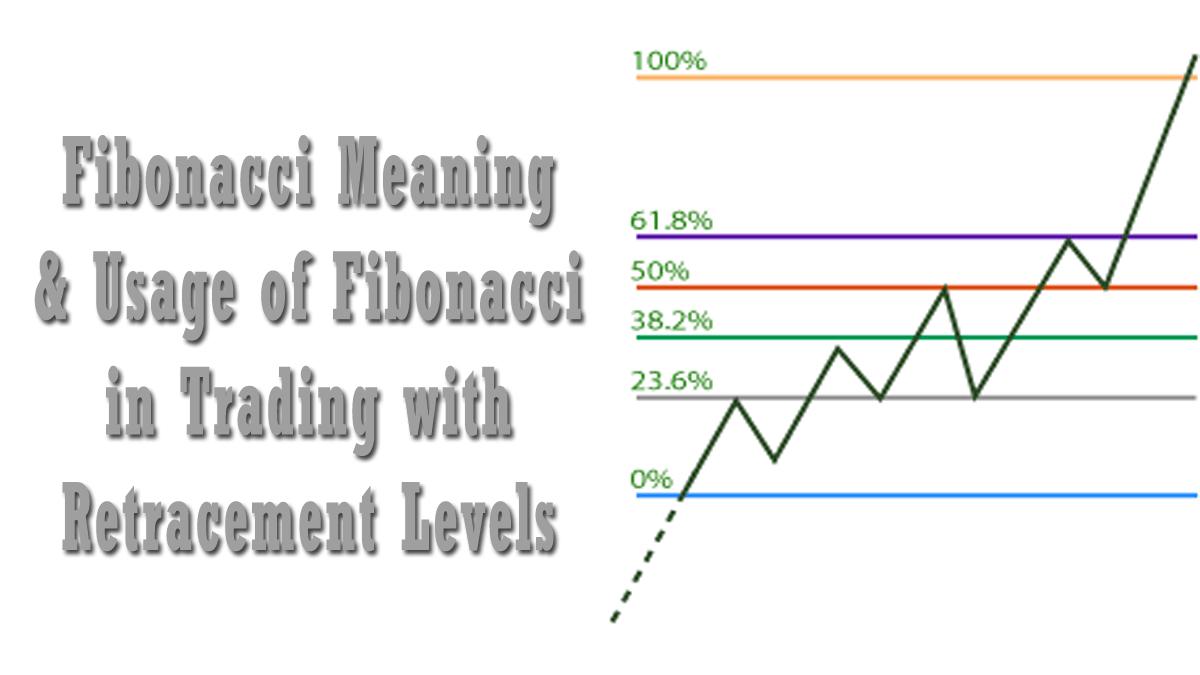 Fibonacci Meaning and Usage of Fibonacci in Trading
