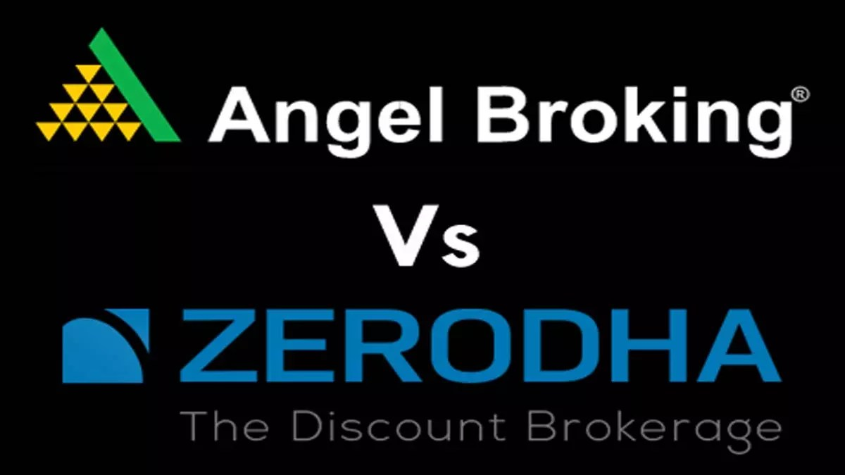 Angel Broking Vs Zerodha – Mobile Trading Apps Reviews