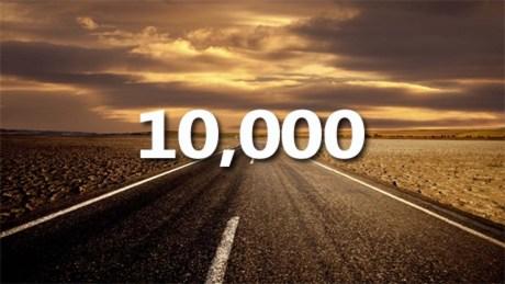 Nifty At 10000